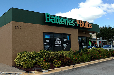 Precision Painting Corp Painting Batteries Plus Bradenton