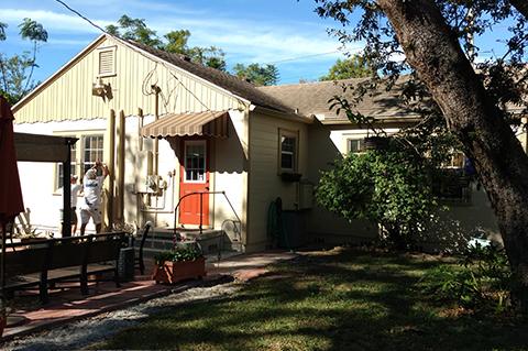 Precision Painting Corp Painting Bradenton Halfway House